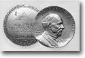 Medal won by Coblentz