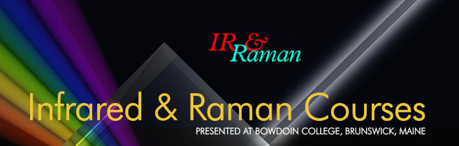 Infrared and Raman Courses