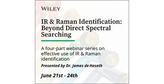 IR and Raman Identification Webinar
